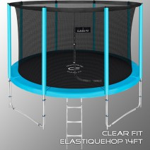 Батут Clear Fit ElastiqueHop 14Ft ( 4.26 см ) - SportKiosk, г. Сургут, пр. Мира 33/1 оф.213