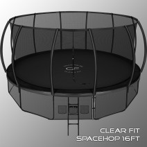 Батут Clear Fit SpaceHop 16Ft ( 4.88 см ) - SportKiosk, г. Сургут, пр. Мира 33/1 оф.213
