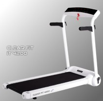 Беговая дорожка Clear Fit IT 4200 (Серия IT) - SportKiosk, г. Сургут, пр. Мира 33/1 оф.213