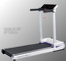 Беговая дорожка Clear Fit IT 4600  - SportKiosk, г. Сургут, пр. Мира 33/1 оф.213