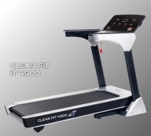 Беговая дорожка Clear Fit IT 4900 (Серия IT) - SportKiosk, г. Сургут, пр. Мира 33/1 оф.213