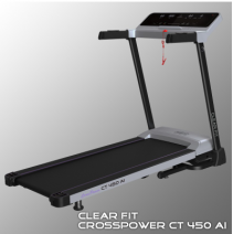 Беговая дорожка Clear Fit CrossPower CT 450 AI - SportKiosk, г. Сургут, пр. Мира 33/1 оф.213