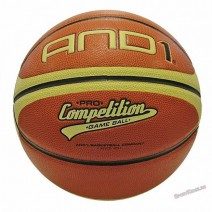 Мяч баскетбольный AND1 Competition Pro Size 7 Basketball - SportKiosk, г. Сургут, пр. Мира 33/1 оф.214