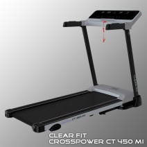 Беговая дорожка Clear Fit CrossPower CT 450 MI - SportKiosk, г. Сургут, пр. Мира 33/1 оф.213
