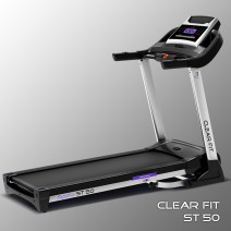 Беговая дорожка Clear Fit SoftLine ST 50 - SportKiosk, г. Сургут, пр. Мира 33/1 оф.213