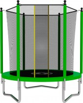Батут SWOLLEN Lite 6 FT (Green) - SportKiosk, г. Сургут, пр. Мира 33/1 оф.213