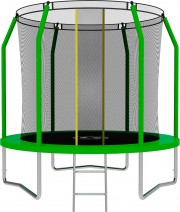 Батут SWOLLEN Comfort 8 FT (Green) - SportKiosk, г. Сургут, пр. Мира 33/1 оф.213