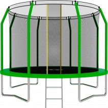 Батут SWOLLEN Comfort 10 FT (Green) - SportKiosk, г. Сургут, пр. Мира 33/1 оф.213