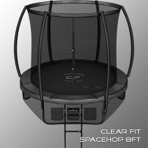 Батут Clear Fit SpaceHop 8Ft ( 2.44 см ) - SportKiosk, г. Сургут, пр. Мира 33/1 оф.213