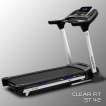 Беговая дорожка Clear Fit SoftLine ST 42 - SportKiosk, г. Сургут, пр. Мира 33/1 оф.213