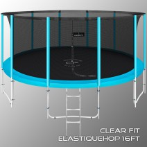 Батут Clear Fit ElastiqueHop 16Ft ( 4.88 см ) - SportKiosk, г. Сургут, пр. Мира 33/1 оф.213