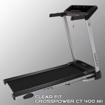 Беговая дорожка Clear Fit CrossPower CT 400 MI - SportKiosk, г. Сургут, пр. Мира 33/1 оф.213