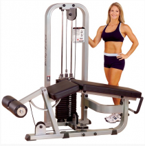 Сгибание ног лежа Body Solid PRO CLUB LINE с весовым стеком 95 кг - SportKiosk, г. Сургут, пр. Мира 33/1 оф.214