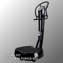 Виброплатформа — Clear Fit CF-PLATE Force 501 - SportKiosk, г. Сургут, пр. Мира 33/1 оф.214