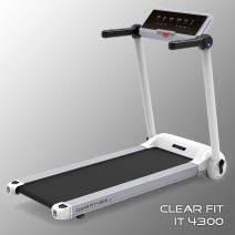 Беговая дорожка Clear Fit IT 4300 - SportKiosk, г. Сургут, пр. Мира 33/1 оф.213