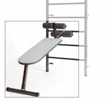 Скамья для пресса KSW professional Bench Press