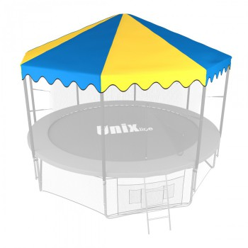 Крыша для батута UNIX line 12 ft - SportKiosk, г. Сургут, пр. Мира 33/1 оф.213